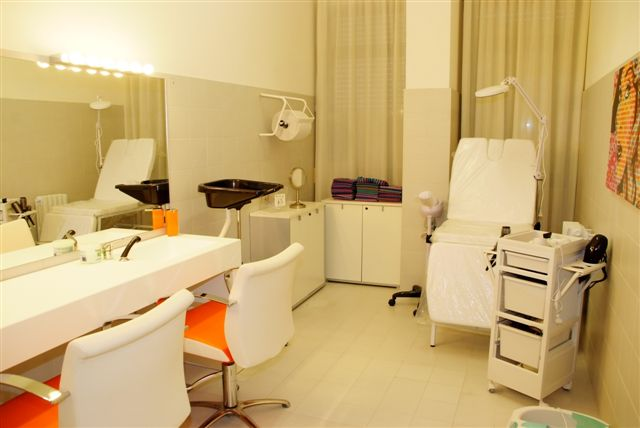 La beauty room